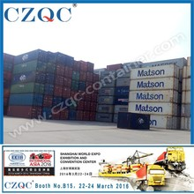 Shipping Container 20ft and 40ft Used for export