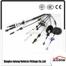 China Supplier Auto spare parts auto control cables of brake/accelerator/speed/clutch