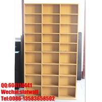 dvd/cd display shelf/wooden dvd/cd storage shelf