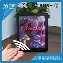 chirstmas gift hands clapping light changing electronic drawing board for kids