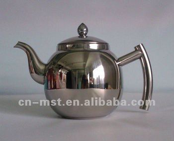 Stainless Steel Tea Kettle/Water Kettle With Strainer.