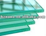 High hardness film heat Insulation glass coating Tempered can be nano material