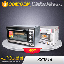 High quality household aluminum 38L convection electric chicken roasting oven