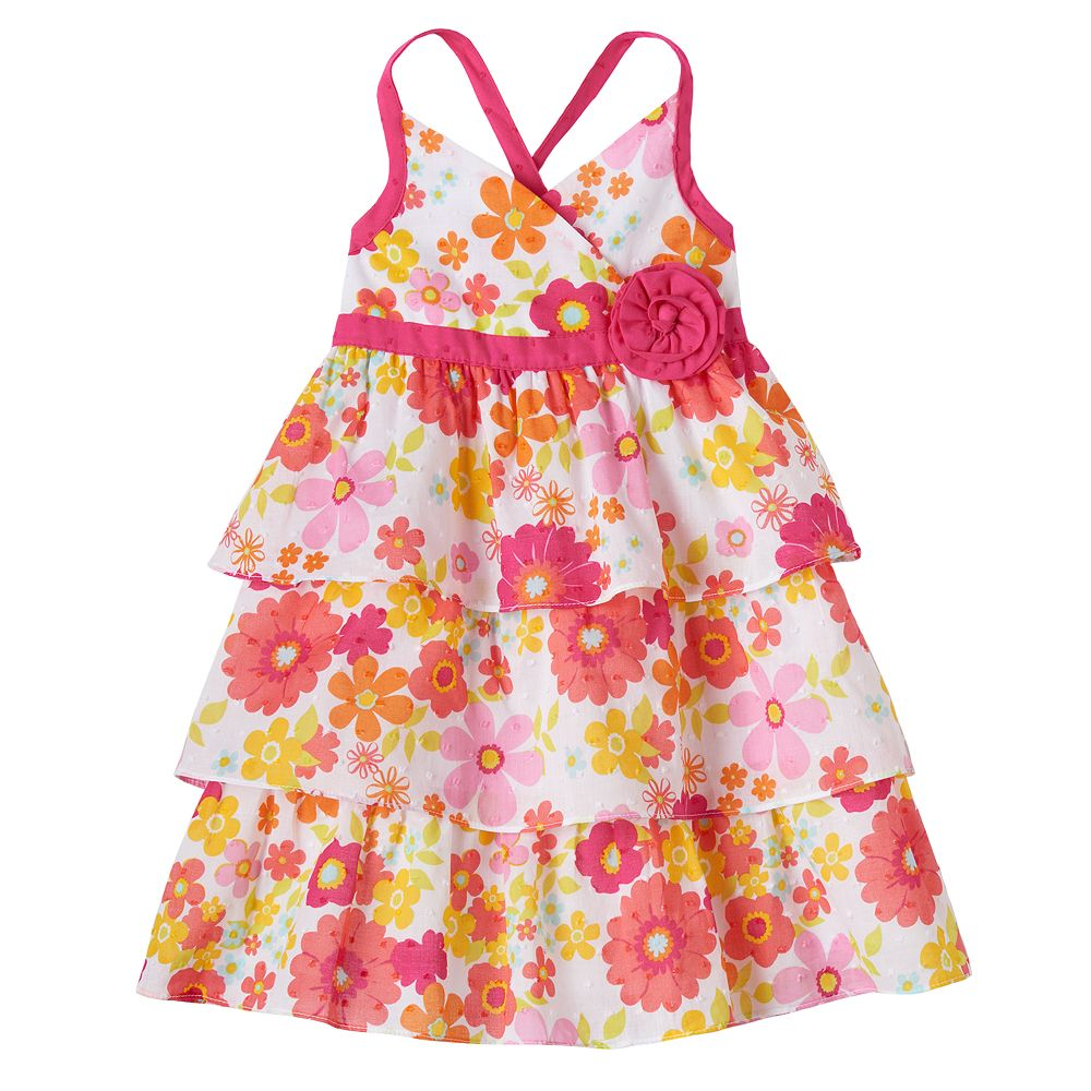 2016 new fashion baby girl party dress children frocks designs