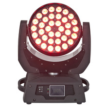 for dj disco used sharpy 360W zoom led moving head wash 36