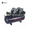 Dry dental Oil free air compressor
