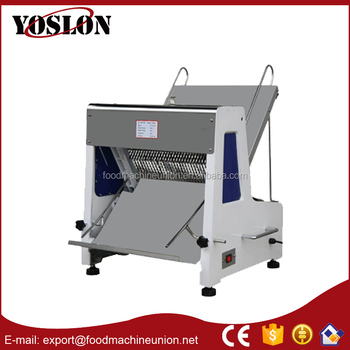 safety toast slicer machine