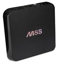 M8S Android TV Box with Quad Core 2GB 8GB APPS Download Freely Preinstalled XBMC