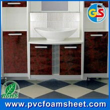 Indoor commercial interlock pvc vinyl flooring