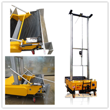 Automatic Wall Plastering Machine Rendering Machine Price/New Construction Plastering Tools And Equipment