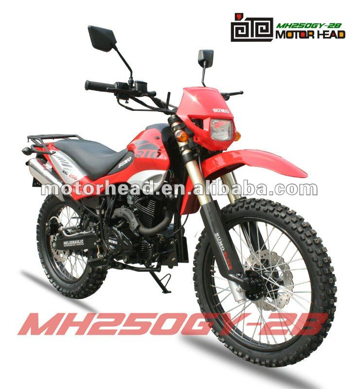 MH200GY-2B China dirt Bike 200cc Off-road Motorcycle