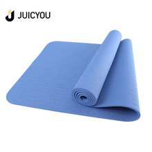 High quality long duration time wholesale travel yoga mat screen printing mats gym