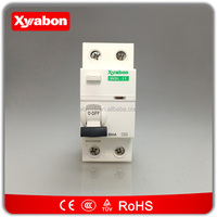 iID K - earth leakage protection - 2P - 25A - 30mA - AC type iID K rccb elcb