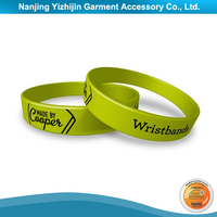 Cheap Custom QR Code Silicone Wristbands Bracelet