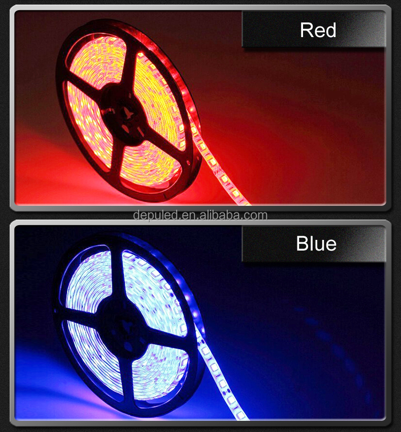 2017 Hot Sale rgb led strip light 5050 flashing led strip light