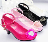 Children shoes high heel