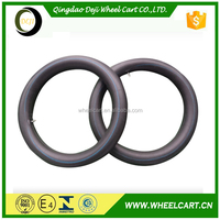 High quality motorcycle natural rubber inner tube 100/90-18