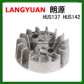 Hus137 hus142 Chain Saw Spare Parts Chainsaw fly wheel