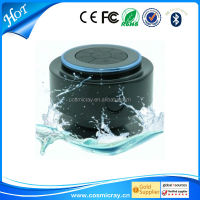 water proof bluetooth speaker 2014 most popular with fashionable design,popular for cell phones