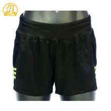 Oem custom made 90% polyester 10% elastane women booty fitness sexy yoga shorts pants wholesale