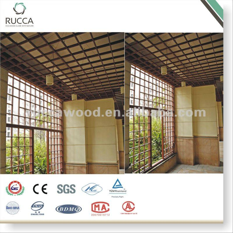 WPC Grid Ceiling battens