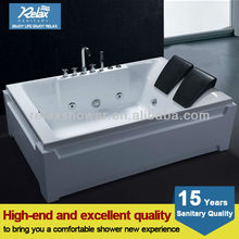 2014 popular massage bath tub larger discount for sanitary wear
