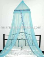 mosquito net with paillette lace