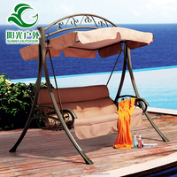2016 Cheap Price indian indoor swing chair with stand,garden iron swing