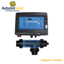 Australian Minder Salt Chlorinators System for swimming pool Disinfection