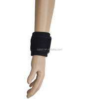 Item 7503 waterproof neoprene adjustable tennis wrist support