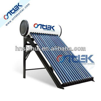 OEM solar systems, electric heater solar water heater