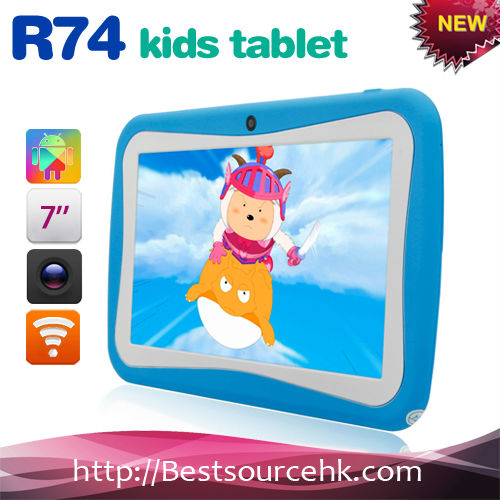 2014 New Sale RK2926 Smart Pad 7 Inch Kids Tablet PC