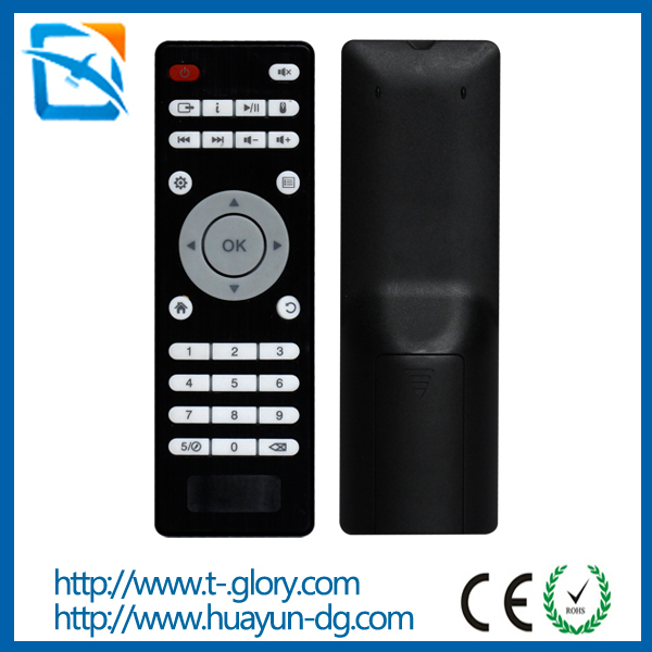 Manufacture oem ir remote control for cloud ibox 2 remote control