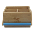 Top Durable Bamboo wooden gift paint tool box for sale