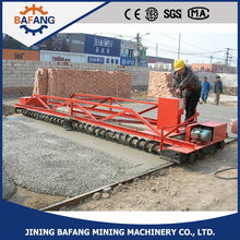 2/3/4 roller concrete pavement leveling machine cement concrete road paver