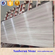 2017 Hot sale Chinese White Grain Marble