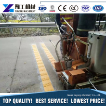 YG Used automatic manual used thermoplastic road line marking machine best price