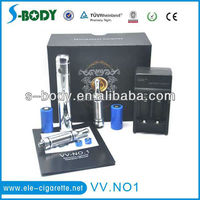 new fashion design product electronic cigarette eGo VV-No1 ego vv twist