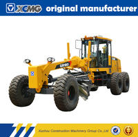 XCMG original manufacturer new GR200 small road motor graders for sale