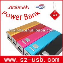 2800mAh phone charger for iphone,samsung