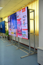 Exhibition Show Ultra Slim Bezel Video Wall 55'' LCD Video Wall