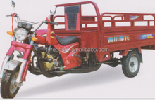 Professional manufacturer of three wheel cargo tricycle 200cc air cooled with air fan