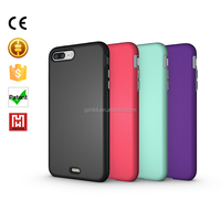 2016 New arrival Slim Colorful Armor back cover phone case for iphone 7 plus case