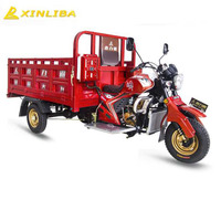high power heavy loading cargo three wheel motorcycle price car