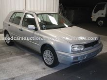 Used VW Golf from Japan car