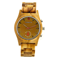 2017 New arrival smart watch phone,custom logo watches in wood