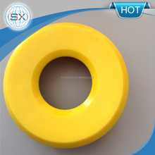 PU/ TPU/ TPE/TPEE valve rubber inserts of mud pump