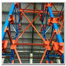 Heavy Duty Warehouse Steel Coil Storage Rack