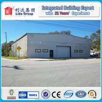 Prefabricated Industrial, Residential Steel Structure Building