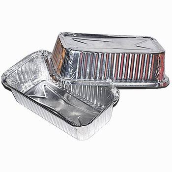 Disposable kitchen and Baking use Aluminum Foil Container